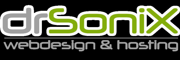 drSoniX Webdesign & Hosting